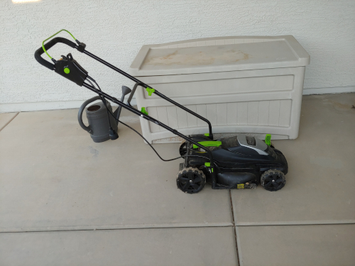 Electric Mower 14""